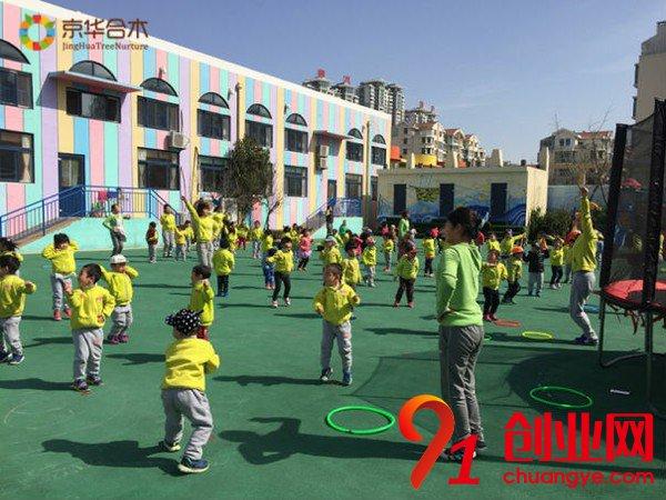 京华合木:开办幼儿园到底需要投入多少资金