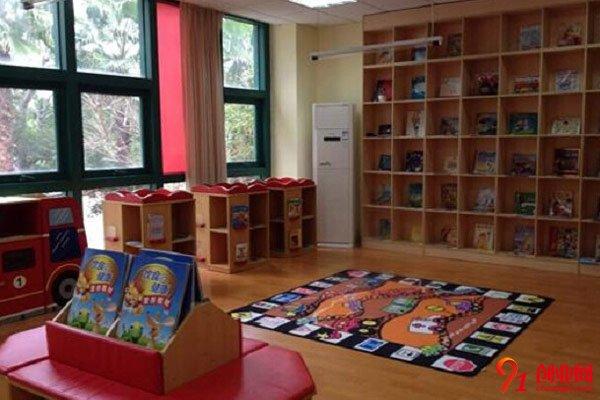 金宝园幼儿园加盟条件
