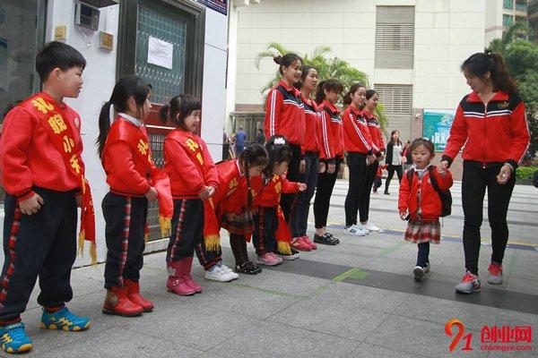 特蕾新幼儿园加盟流程