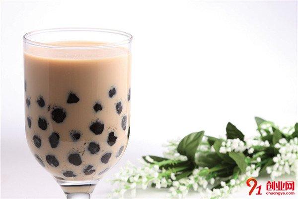 台北吸客奶茶加盟品牌介绍