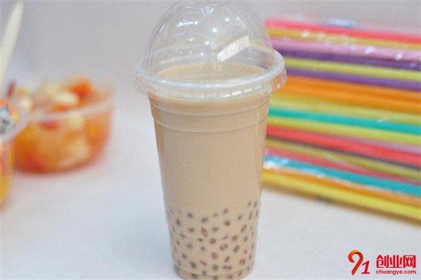 台北吸客奶茶加盟条件