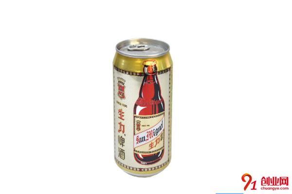生力罐装啤酒加盟品牌介绍