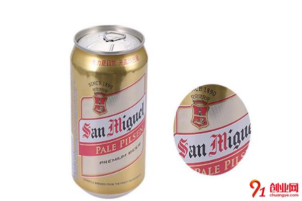 生力罐装啤酒加盟条件