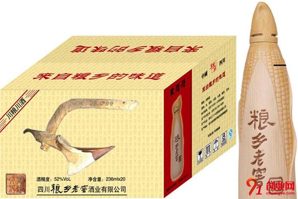 粮乡老窖白酒加盟品牌介绍