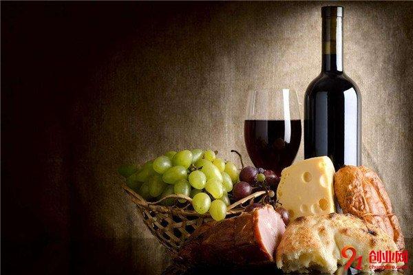 西美红酒加盟流程