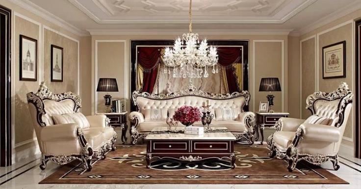 MH法式新古典家具