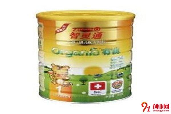 智灵通奶粉加盟品牌介绍