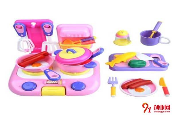 锦信儿童玩具加盟流程