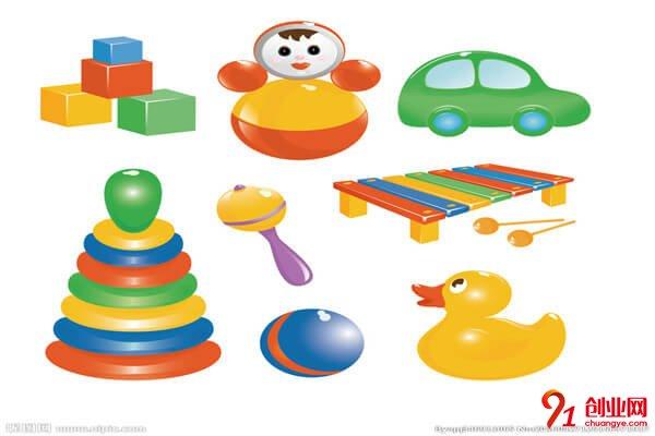 天真年代玩具加盟项目介绍