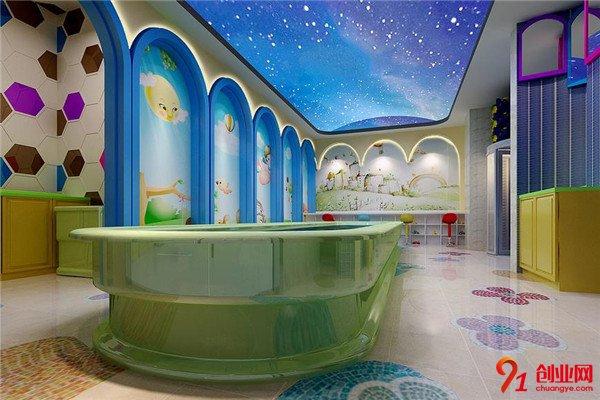 海豚Bbay婴儿游泳馆加盟条件