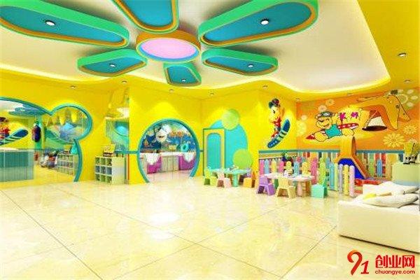 妙妙城堡儿童乐园加盟项目介绍