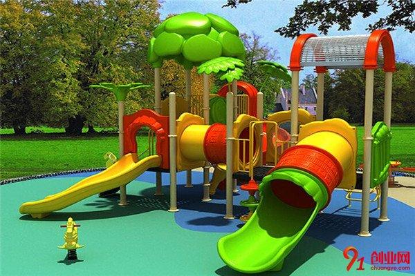 乐乐派儿童乐园加盟项目介绍