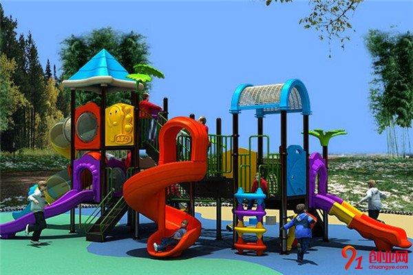 乐乐派儿童乐园加盟条件