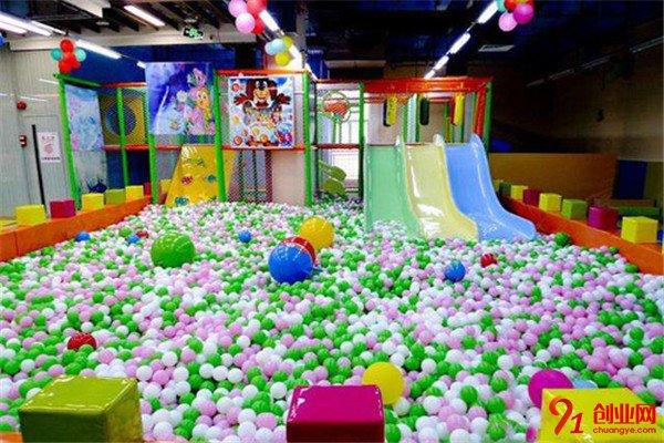 乐乐派儿童乐园加盟流程