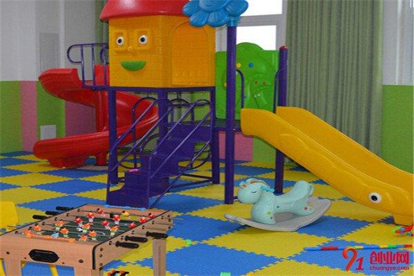 噜啦啦儿童乐园加盟项目介绍
