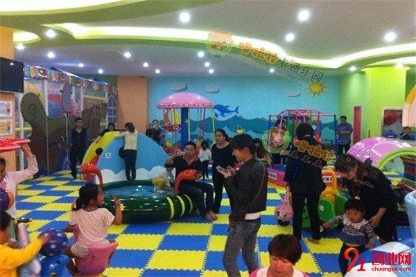 噜啦啦儿童乐园加盟流程