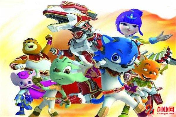 蓝猫龙骑团玩具加盟条件
