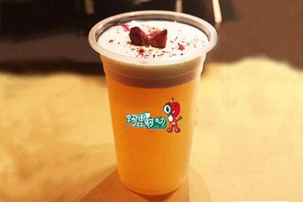 阿里阿呦奶茶