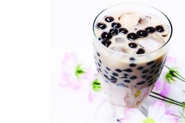 鲜活林奶茶