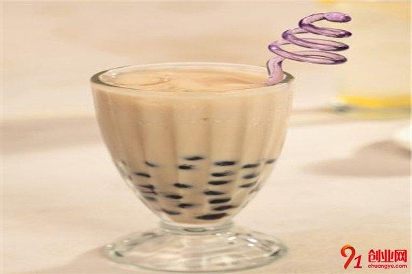 恋之味奶茶加盟条件