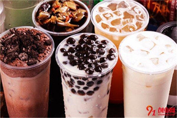 呦格奶茶饮品加盟流程