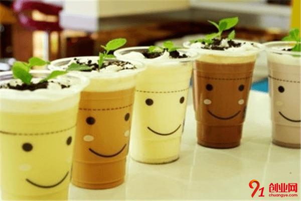 台客屋奶茶加盟品牌介绍