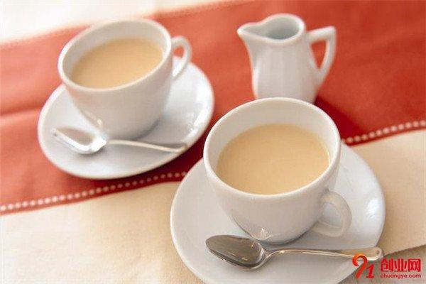 茶自点奶茶加盟品牌介绍