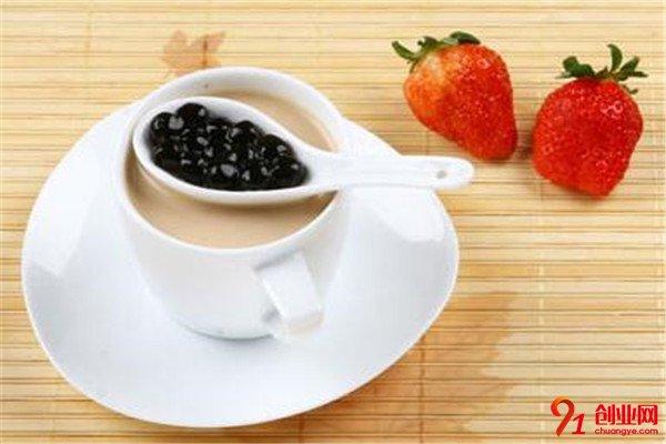 茶舞功夫奶茶加盟条件