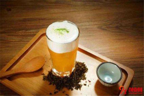 台萃奶茶加盟条件
