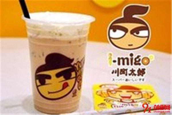 川町太郎奶茶加盟条件