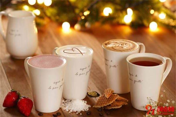 果缘站奶茶加盟条件