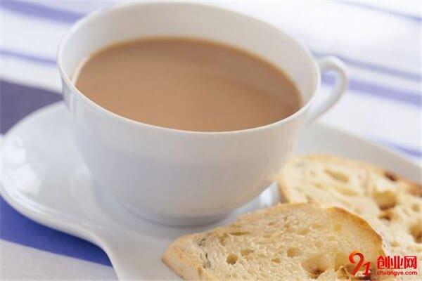 初沫语奶茶加盟流程