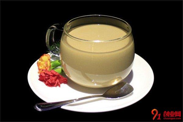 浔茶塘奶茶加盟流程