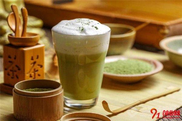 新茶人奶茶加盟项目介绍