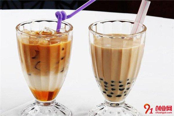 阿福冰室奶茶加盟项目介绍