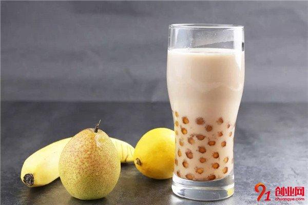 奶茶工坊加盟项目介绍
