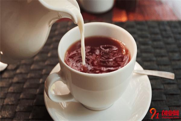 旺客奶茶加盟条件