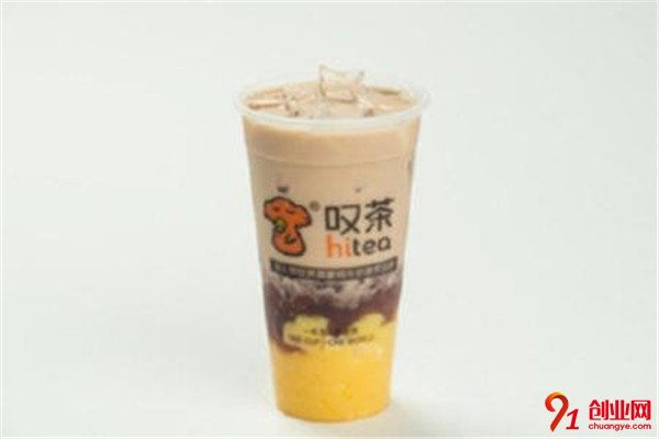 叹茶奶茶加盟项目介绍