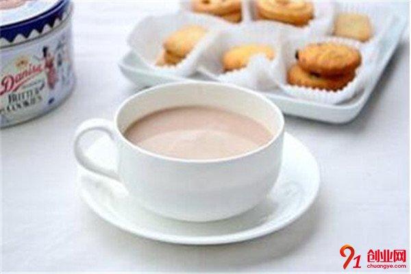 快的客奶茶加盟条件