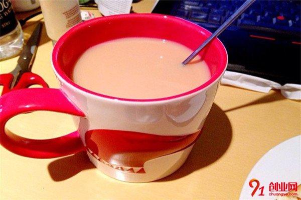 快的客奶茶加盟流程