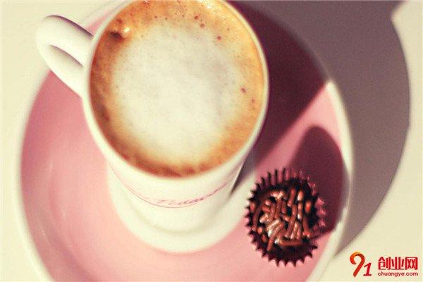 街尚奶茶加盟条件