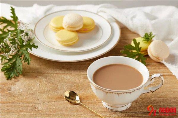 糖巢奶茶加盟品牌介绍