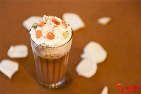 橙士风奶茶加盟条件