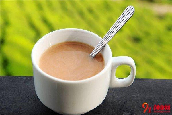 快立乐奶茶加盟流程
