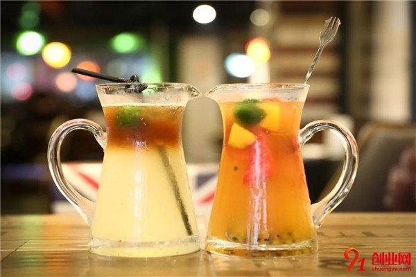 快立乐奶茶加盟品牌介绍