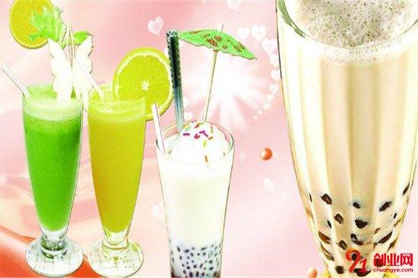 帅果奶茶加盟流程