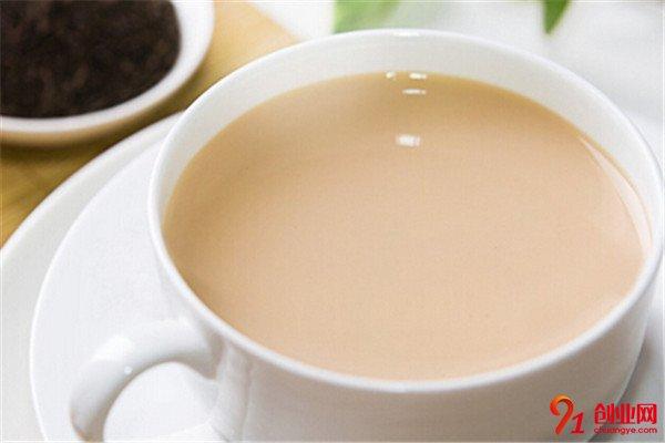 邂逅奶茶加盟条件