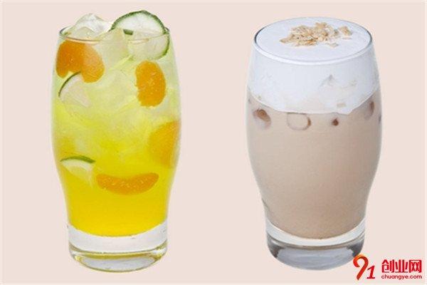 邂逅奶茶加盟流程