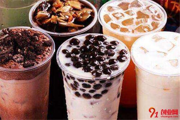 五季花奶茶加盟品牌介绍
