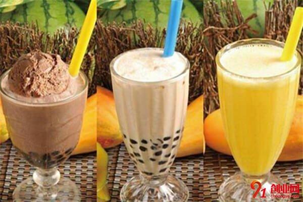 冰之岛奶茶加盟品牌介绍